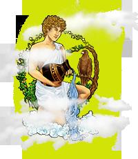 Horoscoop sterrenbeeld waterman